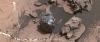 Une météorite analysée sur Mars par ChemCam